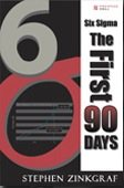 Six Sigma: The First 90 Days (Paperback)